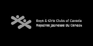 Boys and Girls Club of Canada logo
