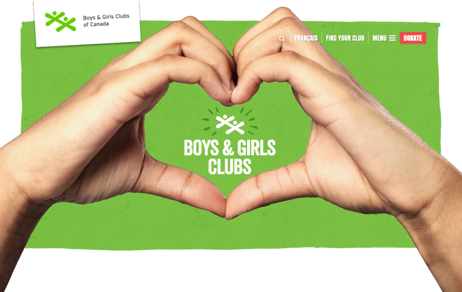 Boys and Girls Clubs of Canada website